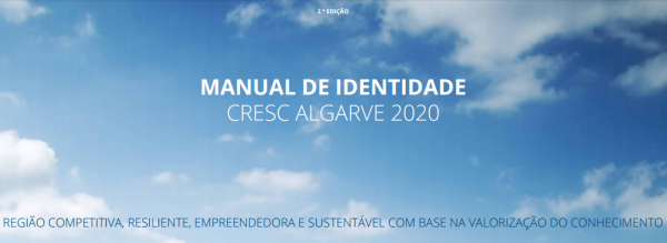 Manual de Identidade CRESC Algarve 2020
